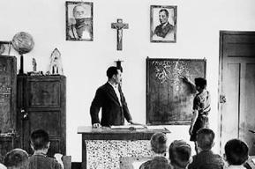 escuela franquista