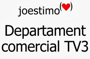 Jo estimo TV3